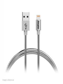 Cable+Lightning+1.2m+Silver