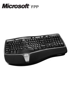 Teclado+Microsoft+Natural+Ergonomic+4000