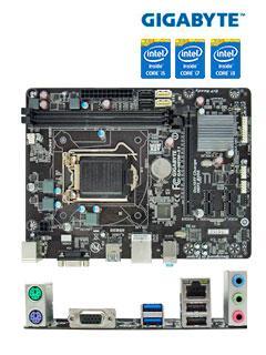 Motherboard+Gigabyte+Intel+H81m-s1+S%2Fv%2Fl+Ddr3