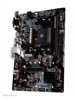 Motherboard+Msi+A320m+Pro-m2+V2+Svl+Ddr4