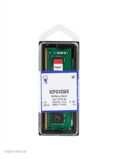 Memoria+Kingston+KCP424SS8%2F8%2C+8GB%2C+DDR4%2C+SO-DIMM%2C+2400+MHz%2C+CL17.
