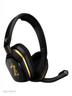 Auriculares+Gaming+Logitech+Astro+A10+Legend+of+Zelda%2C+micr%C3%B3fono%2C+3.5mm%2C+Negro%2FDorado.