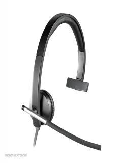 Auricular+Logitech+H650E%2C+indicador+led%2C+micr%C3%B3fono%2C+mono%2C+conector+USB%2C+negro.