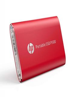 Disco+duro+externo+estado+s%C3%B3lido+HP+P500%2C+500GB%2C+Rojo%2C+USB+3.1+Tipo-C.