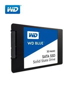 WESTERN+SSD+250GB+AZUL+2.5