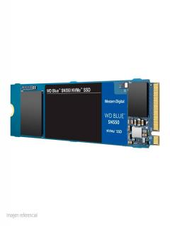 Unidad+de+estado+solido+Western+Digital+Blue+SN550%2C+500GB%2C+PCIe%2C+M.2+2280.