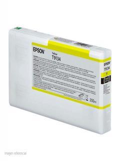 Cartucho+de+Tinta+Epson+T913400%2C+Amarillo%2C+para+Impresora+Epson+SureColor+P5000+Standard.