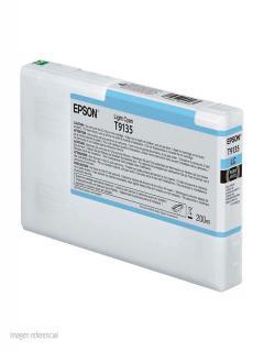 Cartucho+de+Tinta+Epson+T913500%2C+Cian+Claro%2C+para+Impresora+Epson+SureColor+P5000+Standard