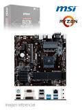 Motherboard+Msi+B450m+Pro-vdh+Pl+Svl+Dr4