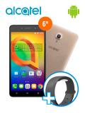 Smartphone+Alcatel+A2+Xl+Dorado